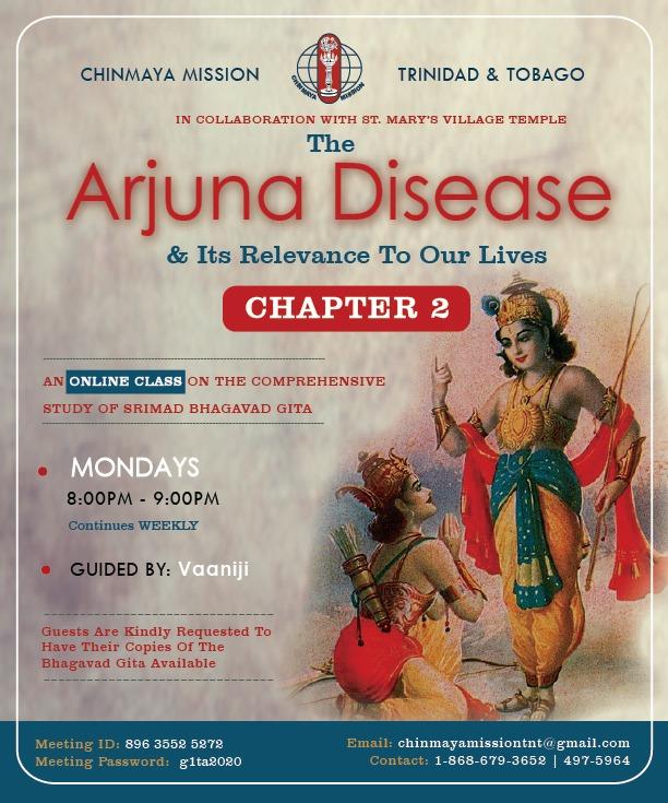 Arjuna Disease Ch2