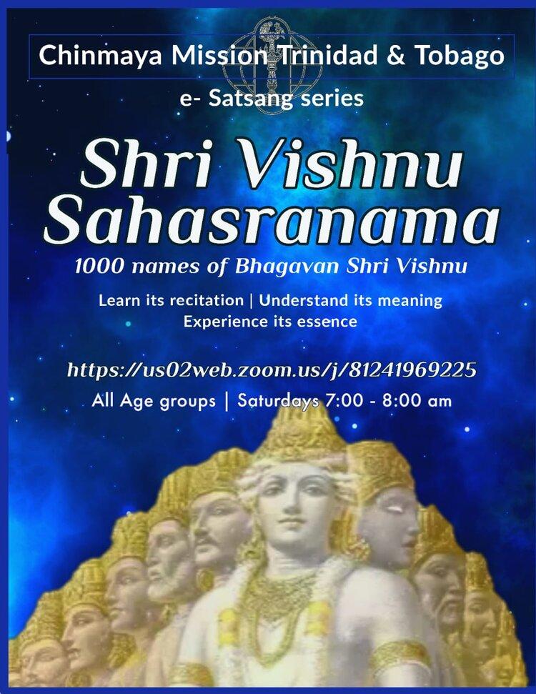 Shri Vishnu Sahasa
